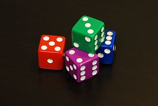 Dice (source: Wikimedia Commons/Diacritica, used under Creative Commons license)