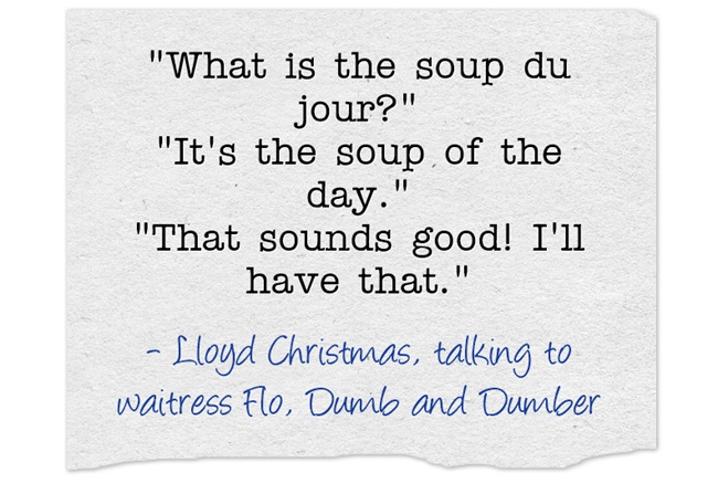 What-is-the-soup-du-jour