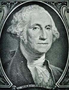 Washington's Face